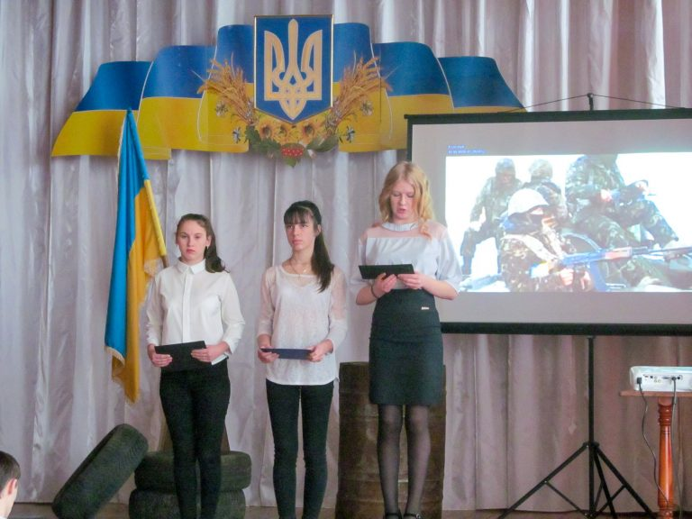 """Вони помирали, щоб жила Україна"""
