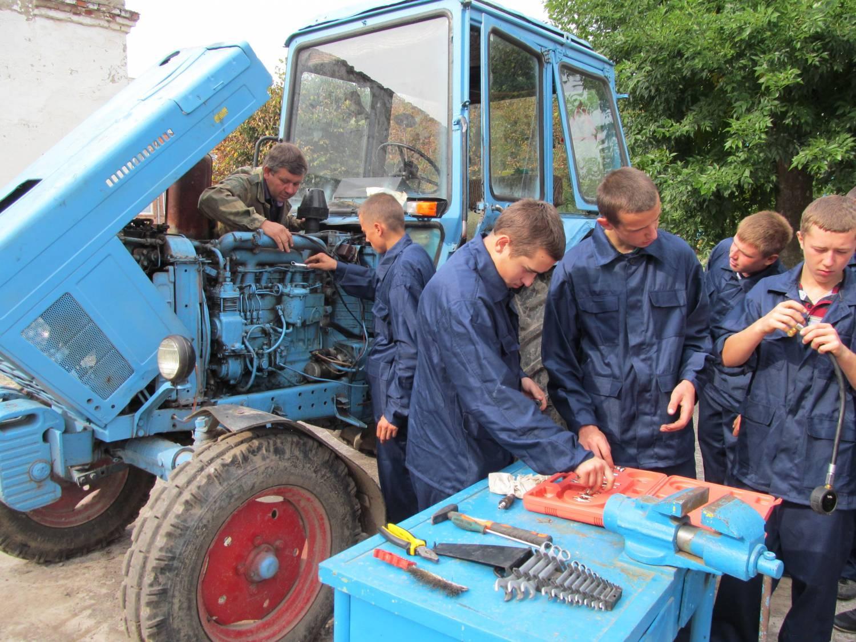 Тракторист-машиніст