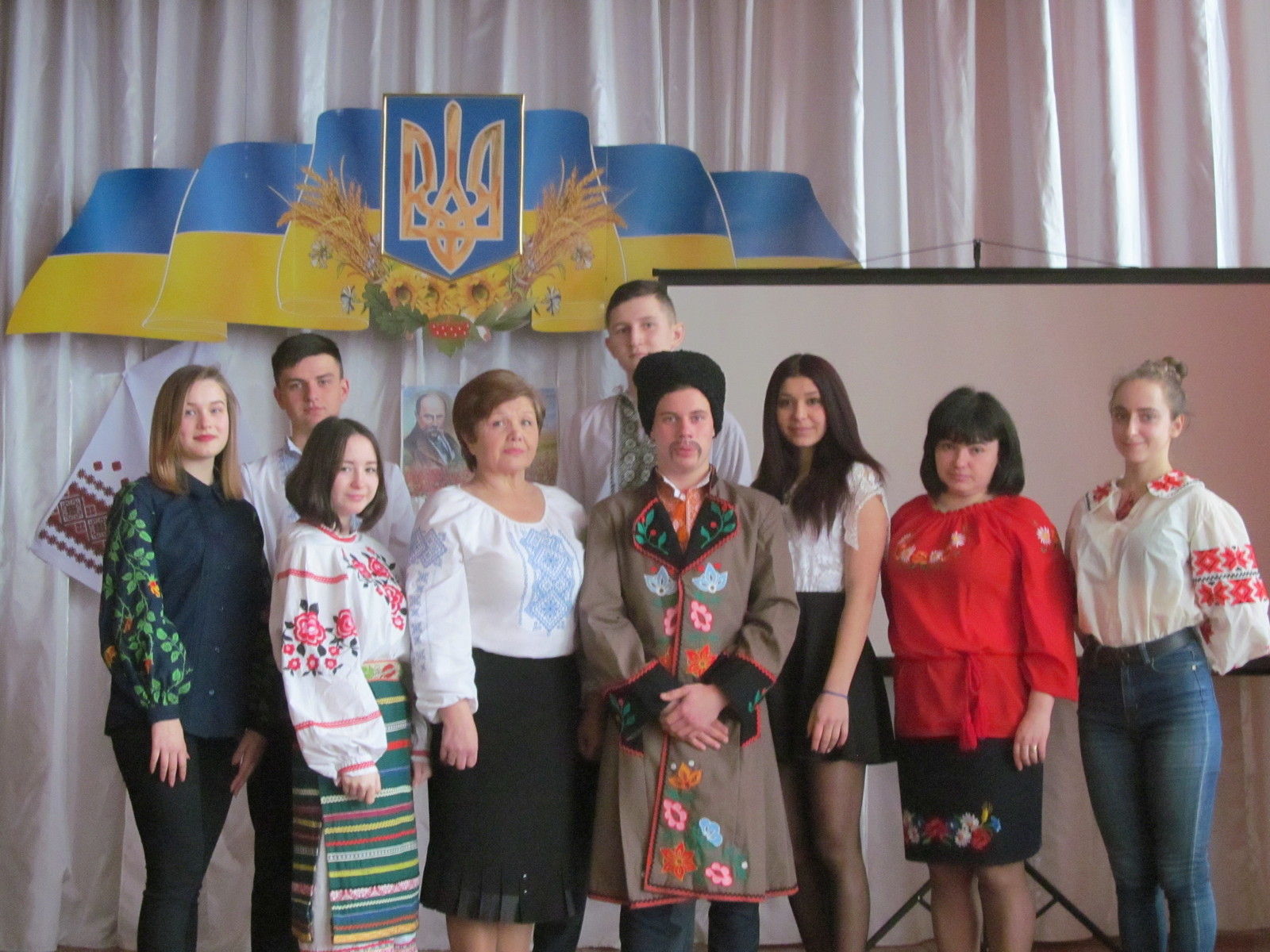 """""""Провісник долі України"""""""