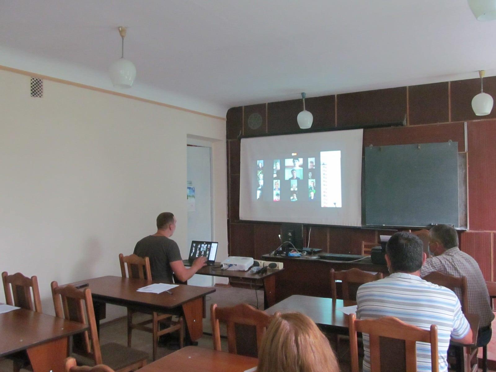 Державна кваліфікаційна атестація у групі 31т3 з використанням технологій дистанційного навчання
