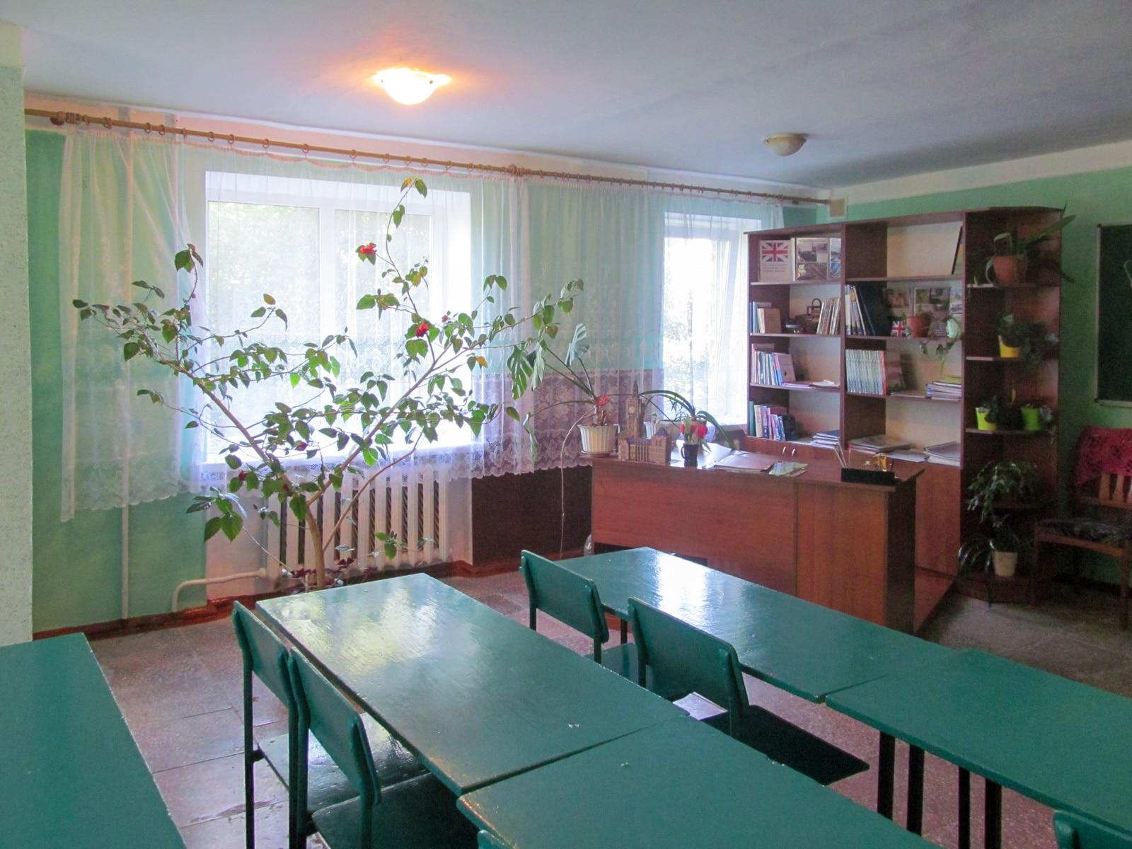 Навчальні кабінети