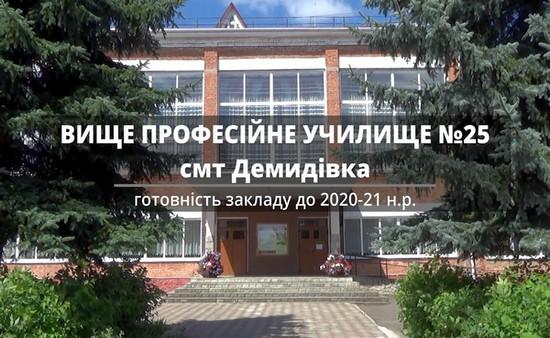 Відеопрезентація закладу – 2020