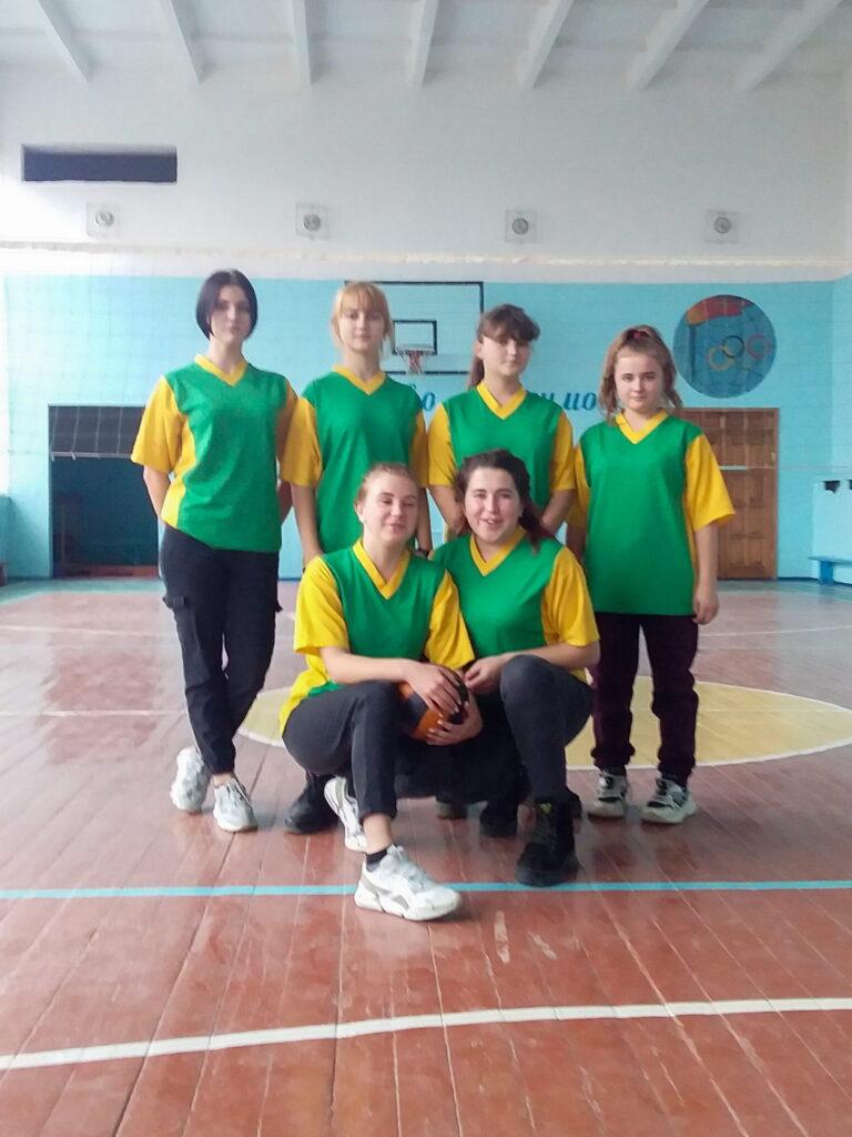 Змагання з волейболу