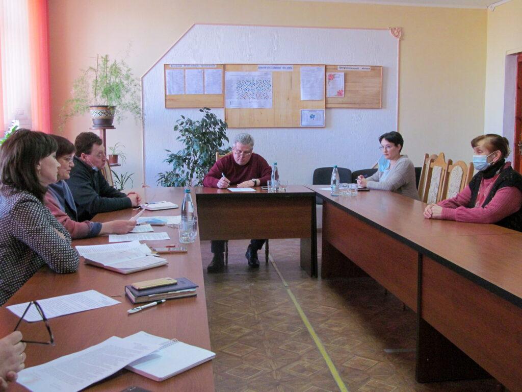 Засідання атестаційної комісії
