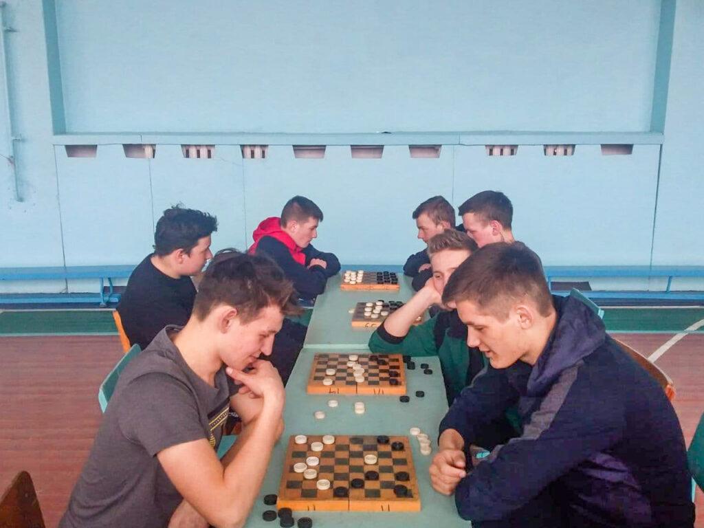 Змагання з шашок