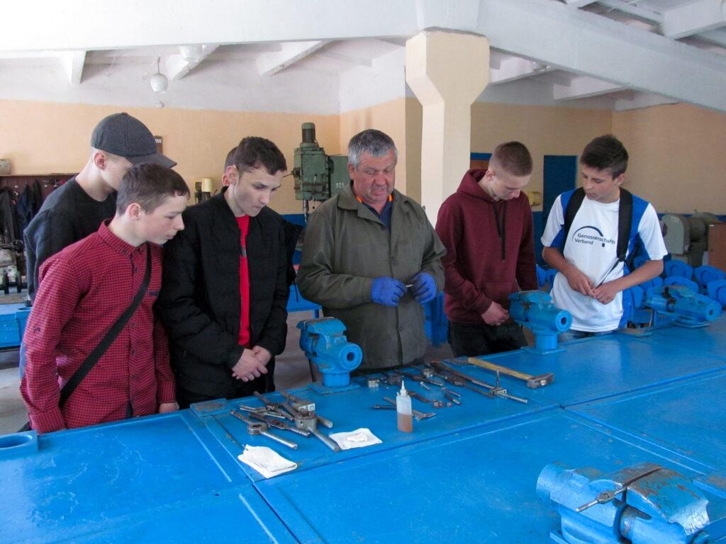 Зустріч із випускниками 9-х класів Малівської ЗОШ І-ІІІ ст.